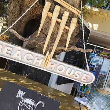 Notre restaurant bord de mer : l'endroit idéal où manger des tapas et produits régionaux.